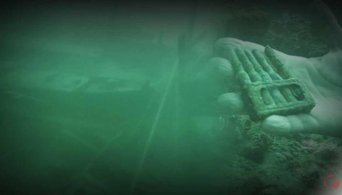Η λίμνη του Αγίου Νικολάου 45 μέτρα κάτω από το νερό - Eντυπωσιακό βίντεο