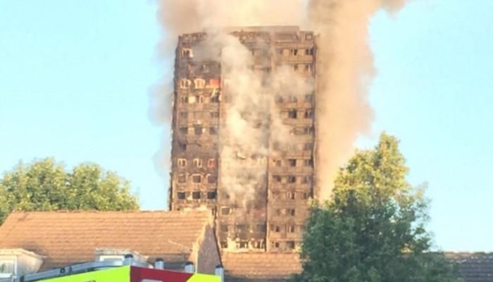 Βρετανία-Πυρκαγιά: «Προαναγγελθείσα ομαδική δολοφονία»
