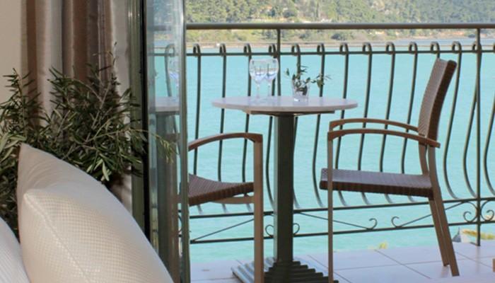 Ξεψύχησε μόνος στο μπαλκόνι ξενοδοχείου στο Ρέθυμνο