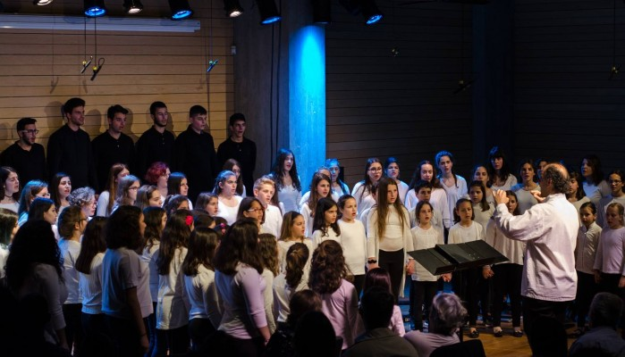Στην Κέρκυρα η Νεανική Χορωδία του Δήμου Ηρακλείου