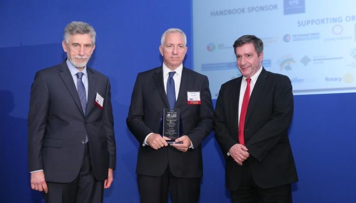 Το βραβείο «2017 Capital Link CSR Leadership Award» απέσπασε ο Όμιλος ΟΤΕ