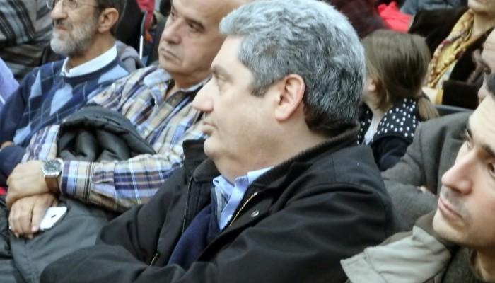 Διήμερη περιοδεία του Μ. Παπαδόπουλου του ΚΚΕ σε Χανιά και Ηράκλειο