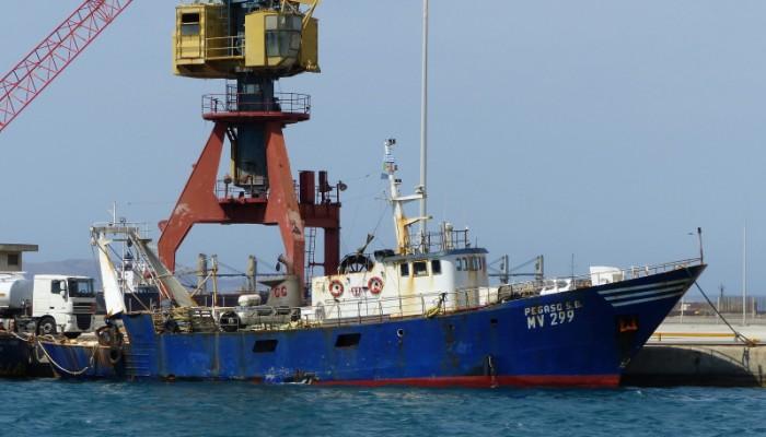 Μηχανική βλάβη σε Ιταλικό αλιευτικό στη θάλασσα του Ηρακλείου