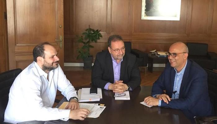 Παραδόθηκε προμελέτη σκοπιμότητας για τα νέα σχολεία Δήμου Χανίων μέσω ΣΔΙΤ