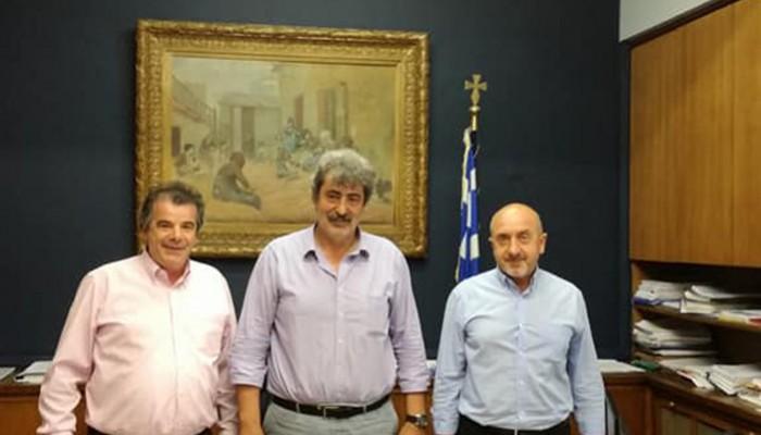 Εξασφαλίστηκε χρηματοδότηση 250000€ για τη σύνδεση Ροδάκινου-Φραγκοκάστελου