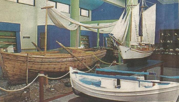 Συνεχίζεται η κόντρα Μαλανδράκη - Ντουντουλάκη για το μουσείο αλιείας