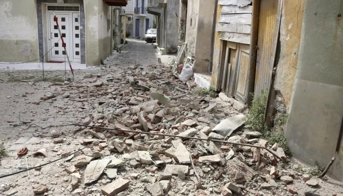 Αναβολή των αυριανών πανελλαδικών σε Λέσβο και Χίο