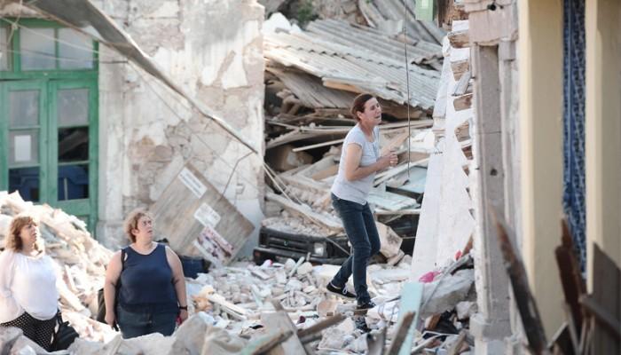 Οι οικοδόμοι του Ηρακλείου για το σεισμό στη Λέσβο