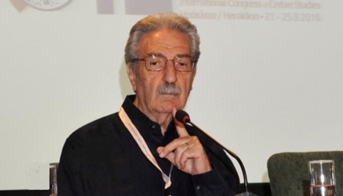 Ο  Γρηγόρης Σηφάκης  προτάθηκε ομόφωνα για το «Βραβείο Ηθικής Τάξεως»