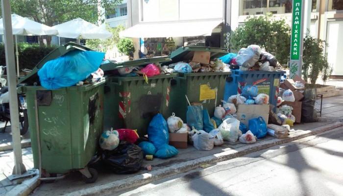 Παρέμβαση Εισαγγελέα Χανίων για τα σκουπίδια