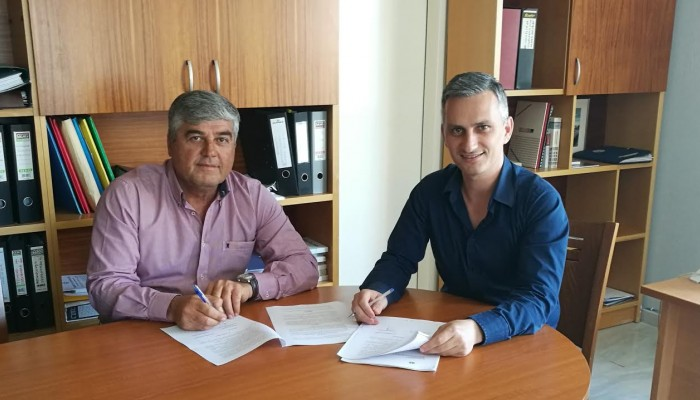 Έπεσαν οι υπογραφές για το νέο συνεργείο ηλεκτροφωτισμο δήμου Ηρακλείου