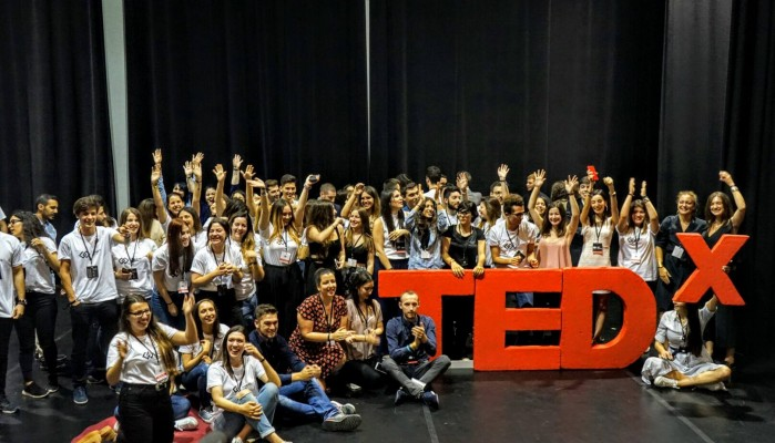 To TEDx University of Piraeus μας ταξίδεψε από το μηδέν στο άπειρο