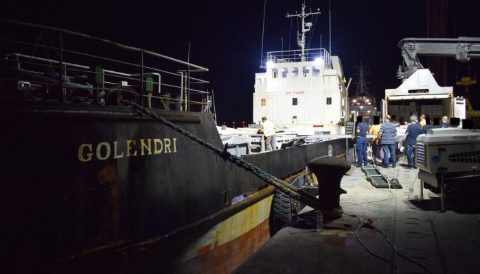 Προφυλακιστέο το πλήρωμα του πλοίου