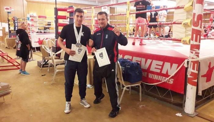 Παγκόσμιος Πρωταθλητής ο Ρεθυμνιώτης έφηβος Στέλιος Τζωρτζινάκης (φωτο)