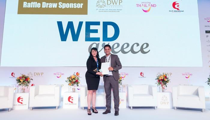 Η WedGreece πρεσβευτής της Ελλάδας στο Παγκόσμιο Συνέδριο Διοργανωτών Γάμων
