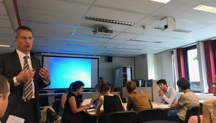 H Περιφέρεια Κρήτη στο διάλογο για τη «Γαλάζια Ανάπτυξη»