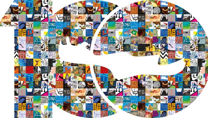 100 γραφίστες... 100 αφίσες για την Κρήτη - Για την ΕΛΕΠΑΠ και τον Ορίζοντα