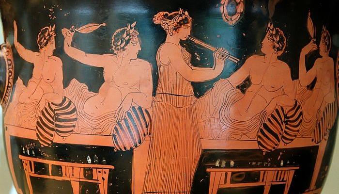 Ανοιχτή ομιλία του Κωστή Καζαμιάκη: Τέχνη και δημοκρατία στην Αρχαία Ελλάδα