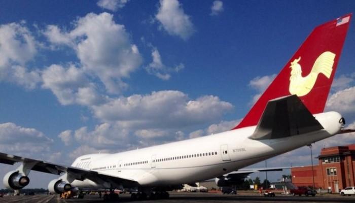 Η αεροπορική εταιρεία που δεν έχει μεταφέρει ούτε ένα επιβάτη εδώ & 27 έτη