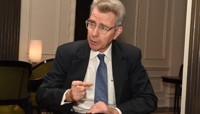 Πρέσβης των ΗΠΑ: Η βάση της Σούδας είναι πιο σημαντική από ποτέ