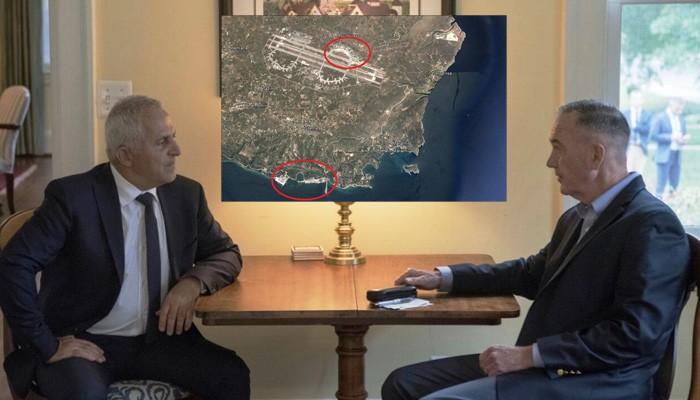 Οι βάσεις στα Χανιά στο επίκεντρο της συνάντησης των Α ΓΕΕΘΑ Ελλάδας - ΗΠΑ