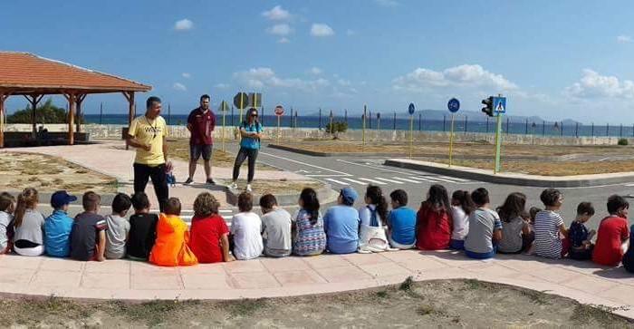 Εβδομάδα  εξωτερικών δράσεων στο Summer Sports Camp του Δήμου Ηρακλείου