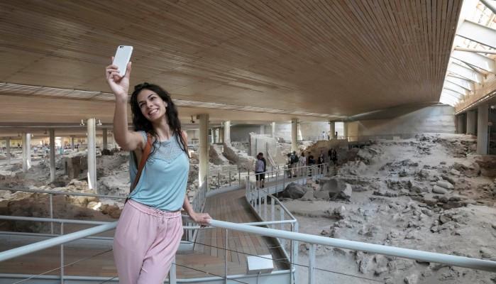 Wi-Fi αποκτούν 20 αρχαιολογικοί χώροι μεταξύ αυτών και στην Κρήτη