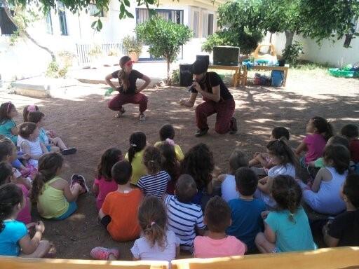 «Τσάντες Αγάπης» από τον Παιδικό Σταθμό Γρα Λυγιάς