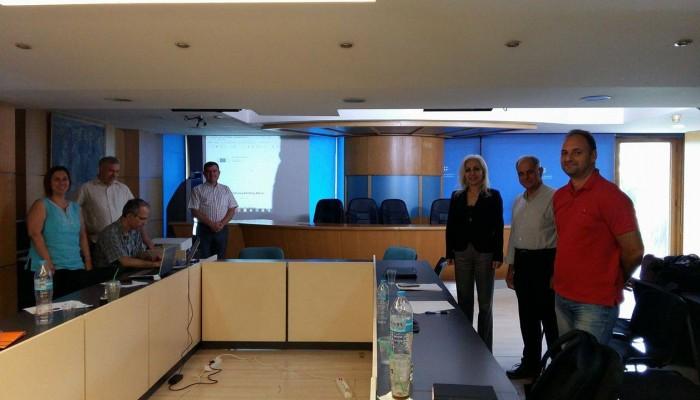 Δ. Πλατανιά συμμετέχει στο ευρωπαϊκό έργο e-Delivery