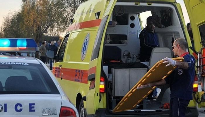 Τροχαίο ατύχημα στον ΒΟΑΚ- Τραυματίστηκε ελαφρά 6 μηνών μωρό