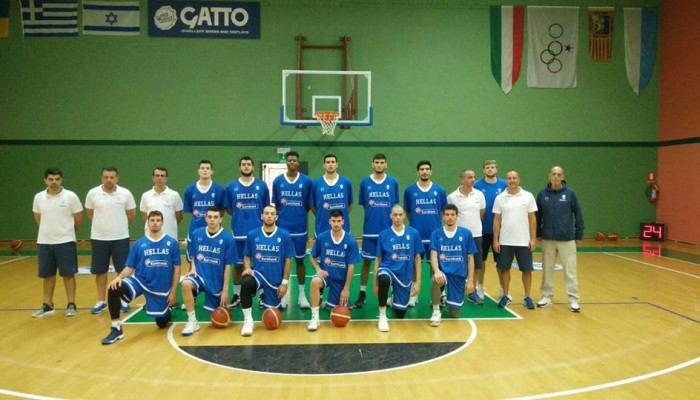 Νικηφόρο φινάλε για την Εθνική Νέων Ανδρών στην Ιταλία