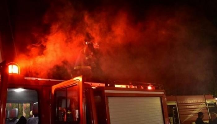 Υπό έλεγχο η πυρκαγιά στο Άγνος