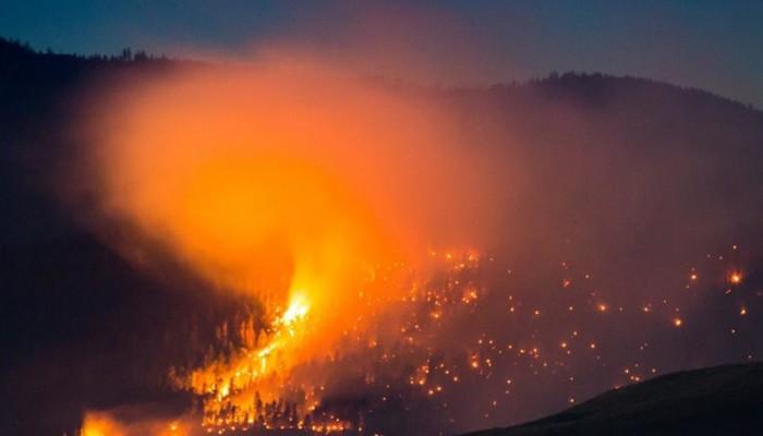 Υπό μερικό έλεγχο η φωτιά στο Λασίθι - Κάηκαν εκατοντάδες στρέμματα γης