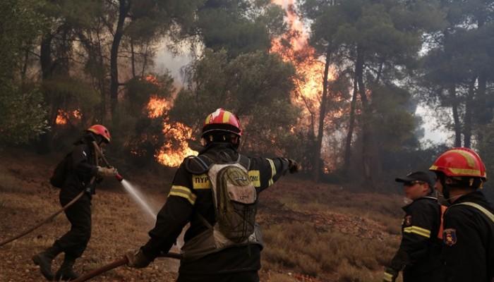 Πολύ υψηλός κίνδυνος πυρκαγιάς και σήμερα στην Κρήτη