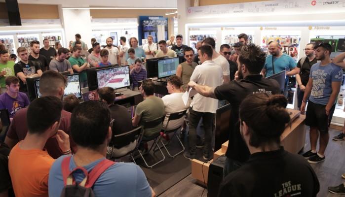 Ο ΓΕΡΜΑΝΟΣ παίζει δυνατά στα μεγαλύτερα gaming events της χώρας