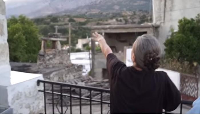 Κάτοικοι σε χωριό της Κρήτης υποστηρίζουν πως είδαν.... ούφο! (video)