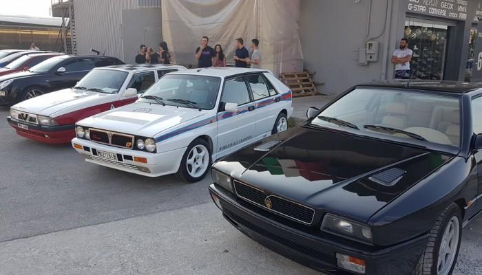 Το πρώτο κλαμπ ιδιοκτητών Ιταλικών αυτοκινήτων στην Κρήτη