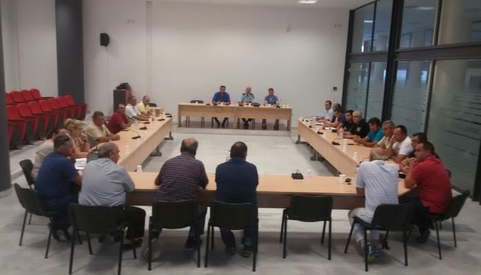 Υπηρεσιακή Συνάντηση για τα ανεπιτήρητα ζώα στον Δήμο Ιεράπετρας