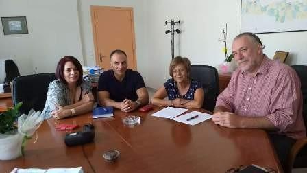 Συναργασία της 7ης ΥΠΕ Κρήτης με τον ΟΚΑΝΑ