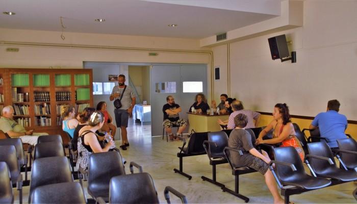 Συζήτησαν σωματεία στο Εργατικό Κέντρο για την κυριακάτικη αργία