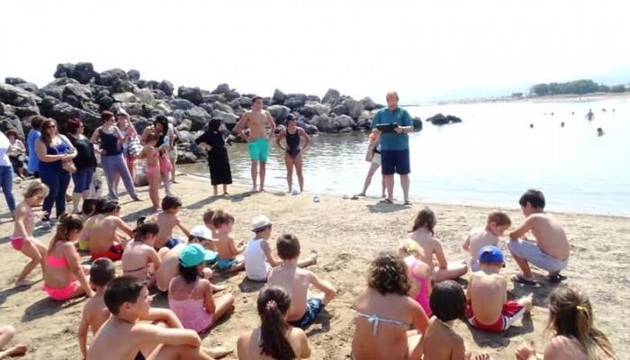 Τη Δευτέρα (31/7) λήγουν τα δωρεάν μαθήματα κολύμβησης στον Δήμο Κισσάμου