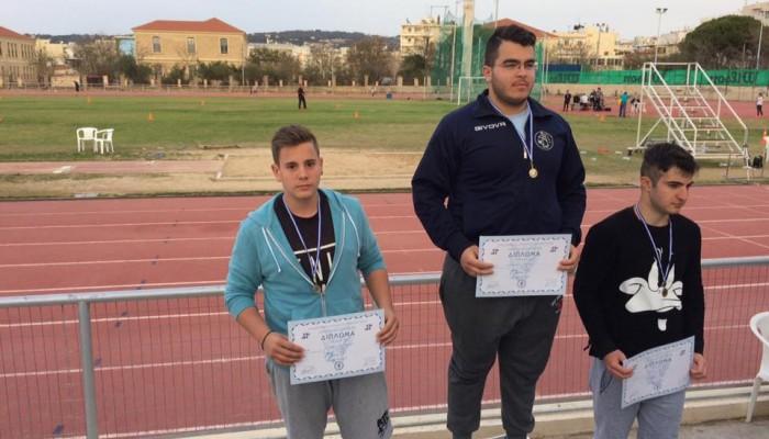 Με αθλητές-αθλήτριες από Χανιά η συνάντηση Ελλάδας-Κύπρου