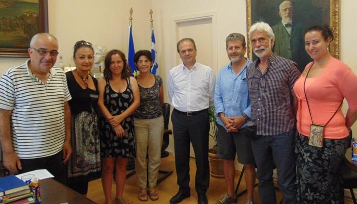 Συνεργασία Δήμου Ρεθύμνου και Πανεπιστημίου Κρήτης