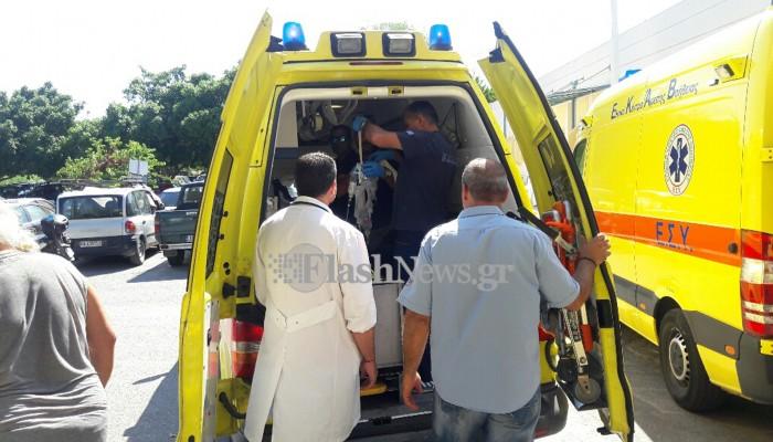 Στην Κρήτη οι τέσσερις τραυματίες από τον σεισμό στην Κω (φωτο)