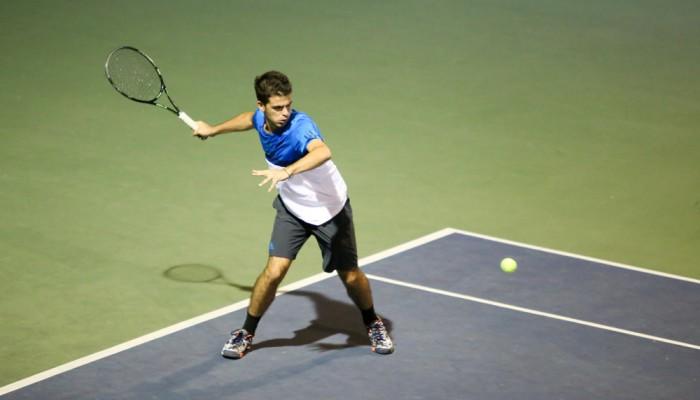 Τένις: Νικητής ο Ναούμ στο