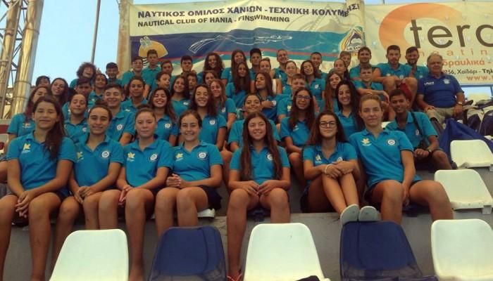 ΝΟΧ: Στα 36 μετάλλια η συγκομιδή στο Πανελλήνιο πρωτάθλημα