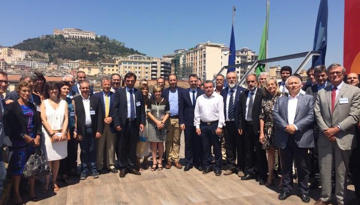 Η Κρήτη σε συνέδριο στη Νάπολη για τις Ευρωπαϊκές Ευρωμεσογειακές πολιτικές