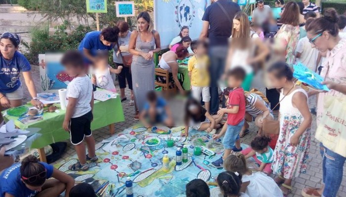 Με επιτυχία η καλοκαιρινή γιορτή των Παιδικών Σταθμών του Δ.Ο.ΚΟΙ.Π.Π.