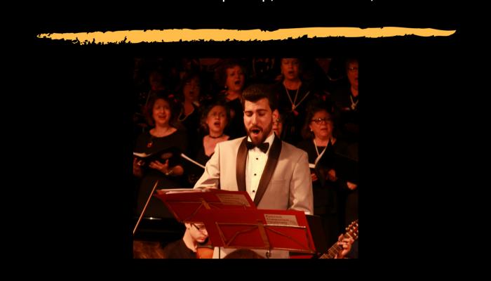 Ρεσιτάλ λυρικού τραγουδιού με τον βαθύφωνο Μάνο Χριστοφακάκη