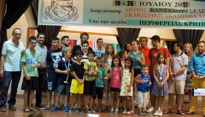Ολοκληρώθηκε το 10ο Διεθνές Τουρνουά της Παλαιόχωρας